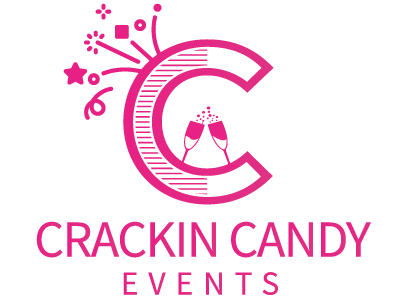 Crackin Candy Events Logo